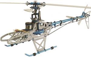 Эта полнофункциональная модель радиоуправляемого вертолета предназначена для моделистов (от 16 лет и старше)...